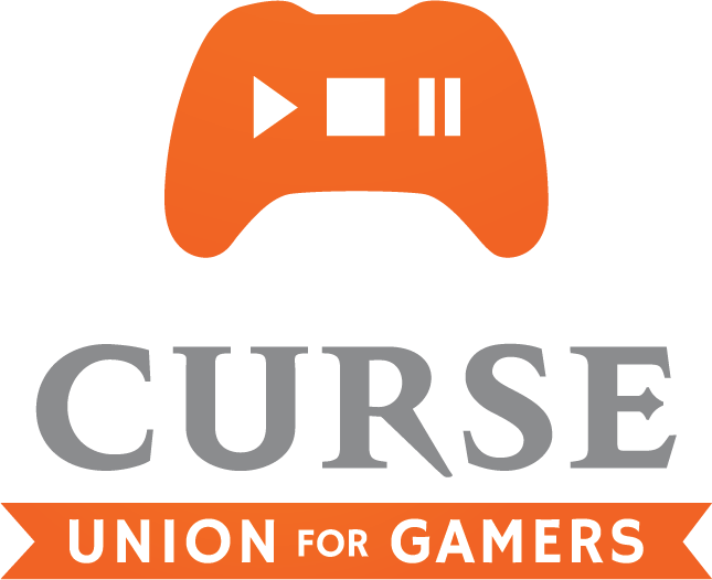 Curse UnionFor Gamers Logo